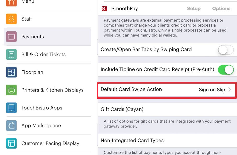 Setting Up the Worldpay Payment Gateway for Swipers and