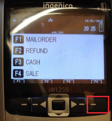 Setting Up and Using Paymentsense - TouchBistro